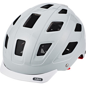 ABUS Hyban Casque, brilliant grey